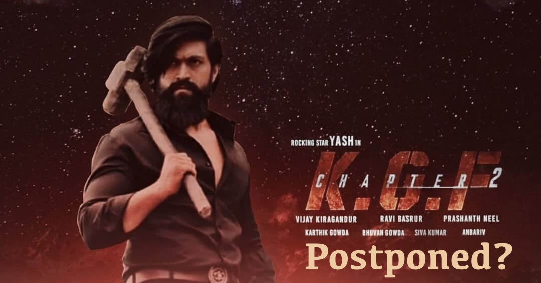Buzz – Kgf Chapter 2 To Make A Drastic Change In Plans?