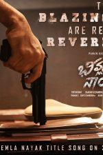 Bheemla Nayak Movie Poster (2)