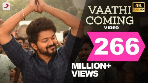 Vaathi Coming Video Song | Master