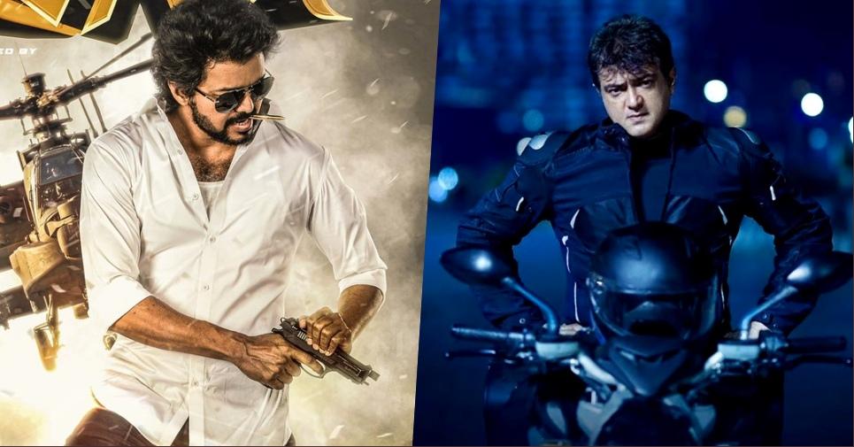 Vijays Beast and Ajith Kumars Valimai – Yet another box office clash or not